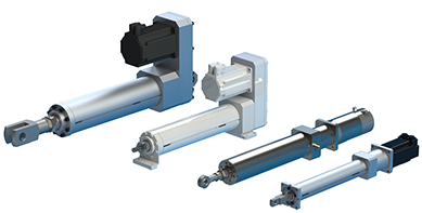 Precision Technology Victory Series actuators